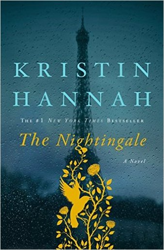 Steve Clark reviews The Nightingale by Kristin Hannah